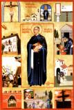 Icon Olga Anastassopoulou. Life of Blessed Luigi Monti.